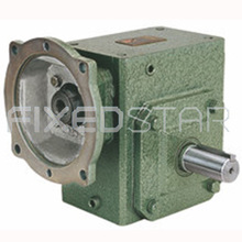 Inch Size Worm Speed Reducer Gearbox