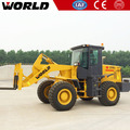 WORLD W136 3ton articulated mini wheel loader for sale