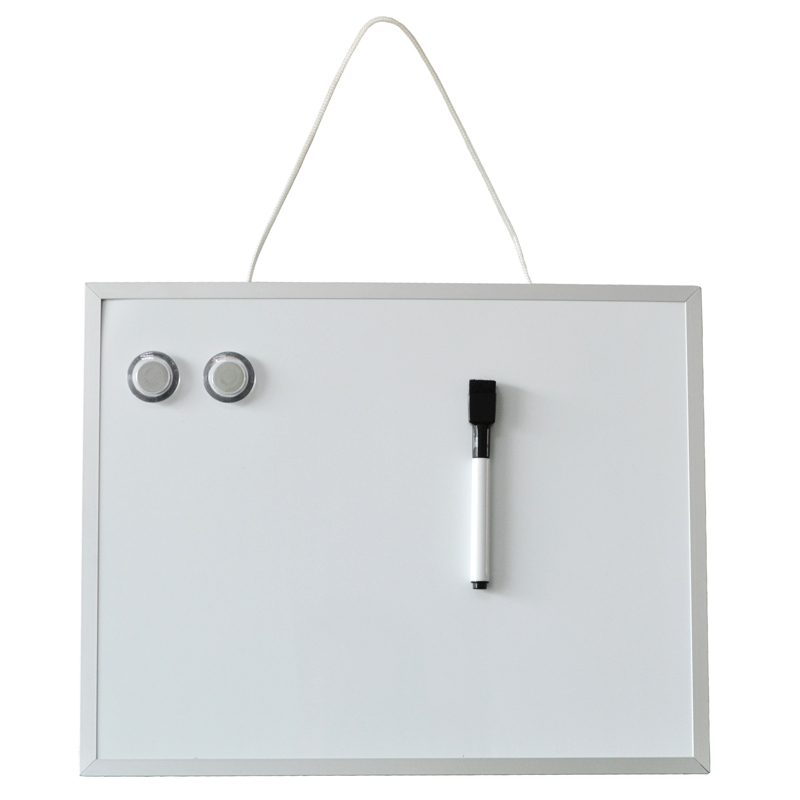 Door hanger white board
