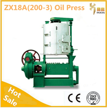 New Model and Small Occupation Area Safflower Oil Pre-Press Machine