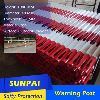 Sunpai safety barriers exterior posts and bollards