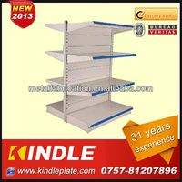 Custom Heavy duty supermarket shelf wobbler with 31 Yeasr Experience Factory