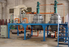 unsaturated resin coating plant