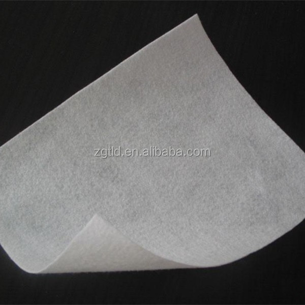 polyester fabric geotextile 300gsm