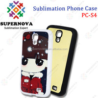 Custom Design Cell Phone Cases for Samsung Galaxy S4 (i9500)