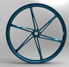 nice design bike alloy wheels for folding bike