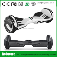New Ce Model Blue Tooth Radio Control Balance Scooter With Led Light And Sound Can Connect Mobile