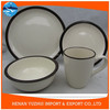 Dinnerware Sets Dinnerware Type and Porcelain Enameled Material dinner set