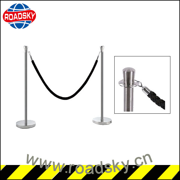 Queue Rope Post Pole Barriers