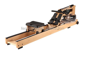 WaterRower Indoor Natural Rowing Machine with S4 Monitor