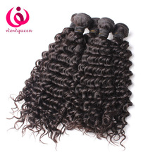 Customized Private Label 100 Percent Human Curly Hair Wave&African Kinky Human Hair Extensions