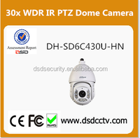 360 Degree Outdoor Dahua waterproof IR PTZ Dome Camera SD6C430U-HN