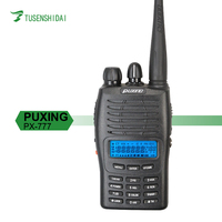 Hot sale Long Range PuXing PX-777 portable walkie talkie Ham mobile Two Way Radio