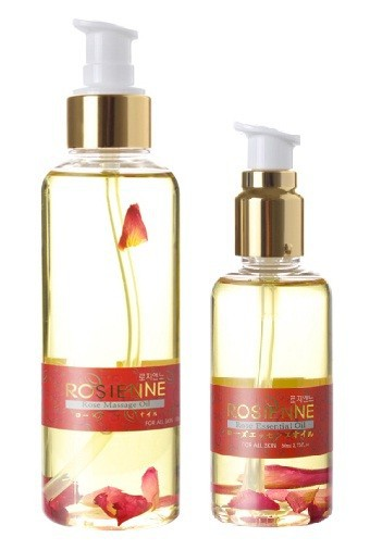 Rosienne Rose Massage oil
