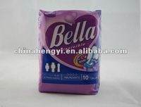 High Quality Bella Anion Sanitary Napkin manufacturer