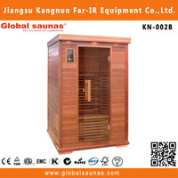 infrared thermometer temperature data logger for 2 person infrared sauna