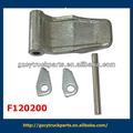 zinc plated door hinge,tron hinge,shipping container hinge