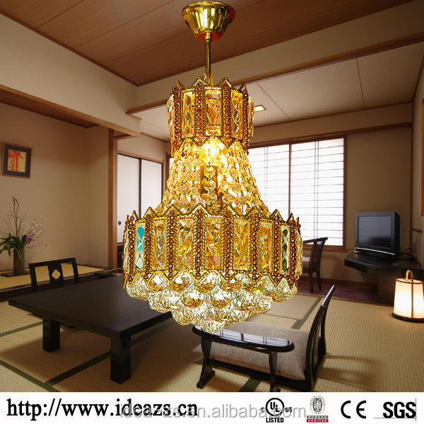 C98168 black crystal chandelier table <strong>lamp</strong>, mouth-blown glass pendant light , crystal chandelier pendant lights