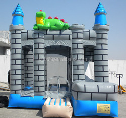 Bubble hot sale inflatable castle commercial use outdoor inflatable combo slide