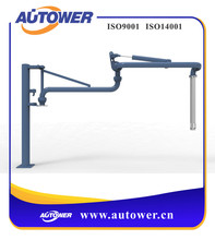 Land truck/train loading arms with environmental protection for loading system