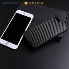 New launch mobile accessories phone case 2016 shockproof carbon fiber for iphone 7 7plus mobile phone