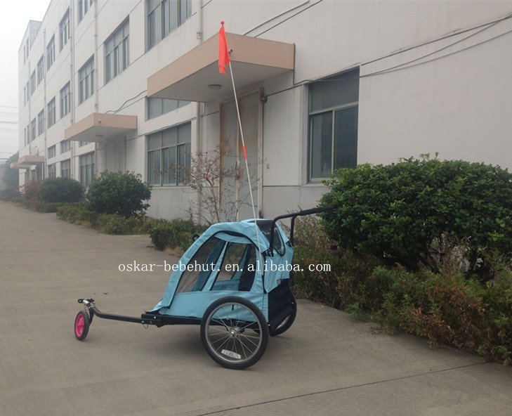 China Bicycle Baby stroller and trailer of Aluminum