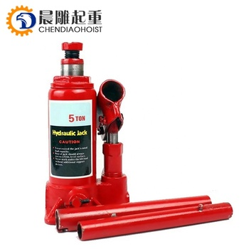 Factory Price 100 ton Lever Electric Car Jack Hydraulic Bottle Jack