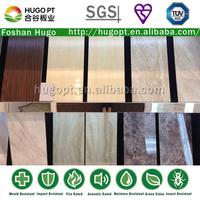 Thermal insulation calcium silicate board type aluminum decorative wall panel