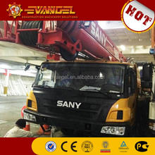 truck crane 45 ton Hot sale Sany truck crane STC500 for sale in China