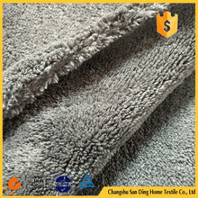 80Polyester 20Polyamide Quick Drying Coral Fleece Fabric