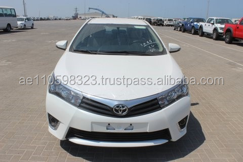 BRAND NEW TOYOTA COROLLA 2.0 XLI - 2015 MODEL
