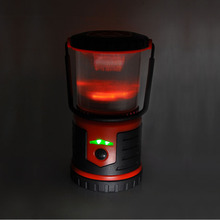 Remote Control Usb Rechargeable Magnetic Led Camping Lantern 5W