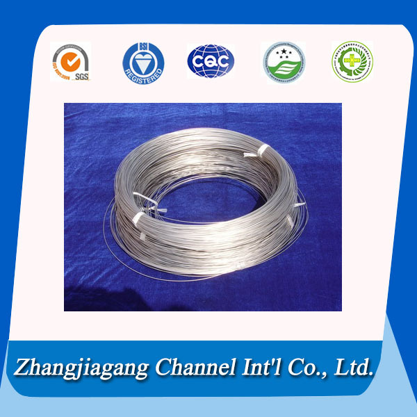 Seamless Stainless Steel Coil Tubes for Oil Exploration
