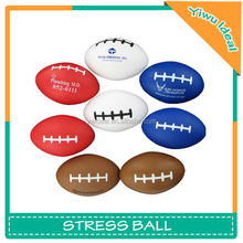 Promotion Foam Mini Rugby Stress Squeeze Ball