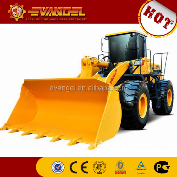 XCMG brand High Quality hydraulic 3 ton wheel loaders ZL30G