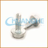 alibaba com hex washer head self tapping screw bolt