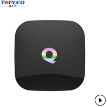 S905 smart tv streaming qbox dvb-c android tv box