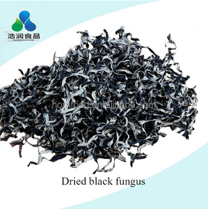 2018 Chinese high-quality natural dried black ear mushroom
