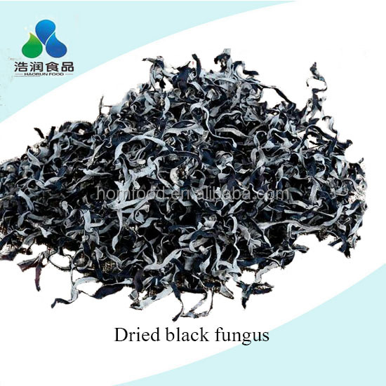 chinese dried black ear mushroom