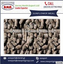 Superior Quality Sunflower Meal and Pellets for Sale