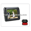 "2.4G wirless video receiver 3.5""rear view camera wireless"