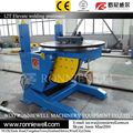 Height adjustable welding positioner / Turning table