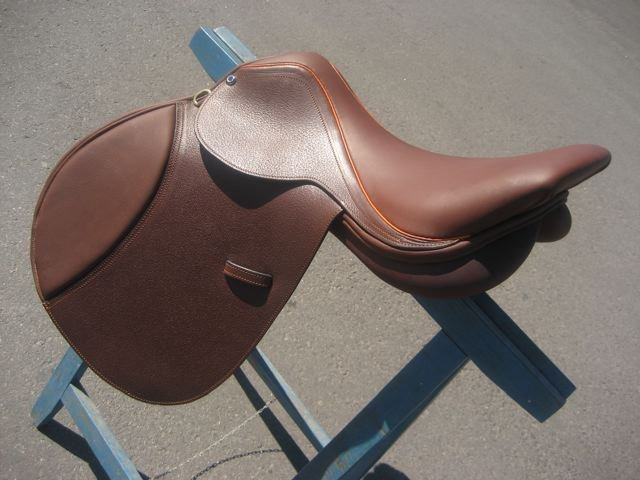 Top Leather Saddle