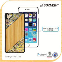 Customize Mobile Phone Wood Cover For Iphone 6 /6 plus