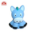 Animal bath toy vinyl plastic toy donkey