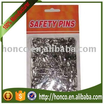 Alibaba Top Selling Safety Pins with lowest price 19mm - 56mm