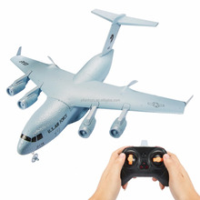 2.4Ghz 2 Channels RC Plane Glider C-17 EPP Foam DIY RC Airplane Aircraft Kit for Sale