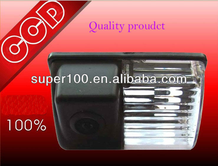Special Waterproof Car Reverse Camera for TOYOTA COROLLA