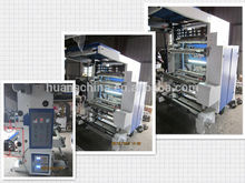 New t-shirt silk screen flexographic printing machine 8 color