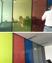 Jinyao CE Rohs customized color smart glass shower
